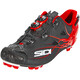 Sidi Tiger Shoes Men Matt Black/Red